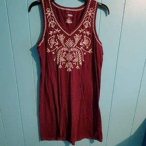 Sonoma dress size medium